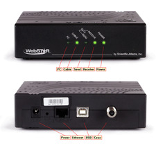 Scientific Atlanta Webstar DPC2100R2 Cable Modem Docsis 2.0 - (Unit only)