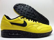 NIKE AIR MAX 1 ID TRAINER TOUR YELLOW/BLACK SIZE MEN'S 13 [823373-993]