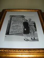 1941 Judge Rutherford Sign Comfort / Children Photo Watchtower Jehovah IBSA