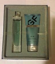 GF Ferre Lui Him Gift set EDT Spray 2 oz, Shampoo & Shower Gel 6.8 oz