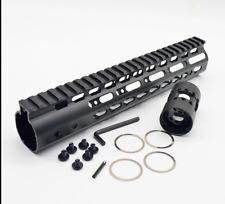 9'' Free Float Quad Rail Keymod Handguard For .223/5.56 AR Accessories