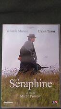 Séraphine DVD  - Yolande Moreau, Ulrich Tukur- un film de Martin Provost