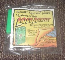 1991 Mystery of the Lost Arches McDonalds Happy Meal - Micro Cassette Magnifier