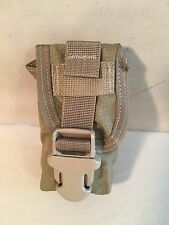 Pocket Flash Bang Pouch FSBE 4/10 Coyote Tan Lot of 3