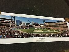 Inaugural Game Panoramic View Rob Arra Collection 12 x 36