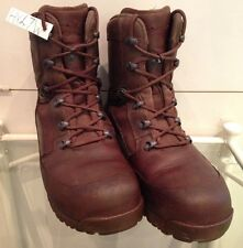 Haix Brown MTP Gore-Tex Waterproof Army Issue Combat Boots 7W HX47W