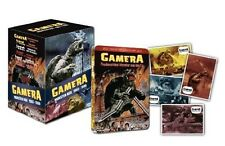 GAMERA BOX Frankensteins Monster aus dem Eis LTD STEELBOOK DVD Schuber GODZILLA