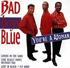 Bad Boys Blue You're a woman (compilation, 16 tracks) [CD]