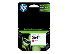 NEW HP #564XL Magenta Ink Cartridge New Generation  Genuine