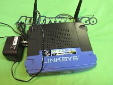 Linksys WRT54GS v6 54 Mbps 4-Port 10/100 Wireless G Router