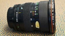 Canon L FD 24-35mm f/3.5 L Wide Angle Zoom Lens ref14920  please read...