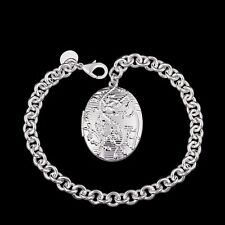 factory direct 925 sterling silver fashion noble women classic bracelet jewelry