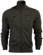Nike New Mens Full Zip Sweatshirt Sweater Track Coat Jacket 'FFF N96' L