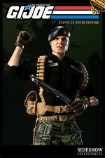 "Sideshow Ltd Ed Exclusive Version: GI Joe - 1/6 Scale FLINT 12"" Figure, NEW"