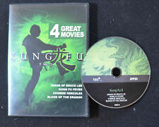 KUNG FU TWO (2008) 4 Great Movies  LN  This is the RARE Volume TWO