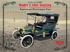 FORD MODEL T 1911 TOURING #24002 1/24 ICM