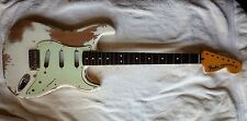 Custom Vintage aged Guitar body strat style - real relic body  NEW