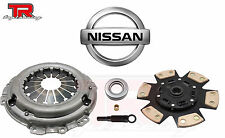 TOP1 STAGE 3 CLUTCH KIT+NISSAN COVER for NISSAN SILVIA S13 S14 S15 240SX SR20DET
