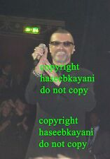 8x6 Photo 13 George Michael Royal Albert Hall Symphonica Concert Photo Oct 2011