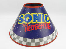 Vintage Sonic The Hedgehog Lamp Shade (Lampshade), 1992