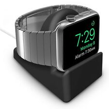 TPU Docking Stand Holder Charging Cradle for Apple Watch iWatch 38mm 42mm BY