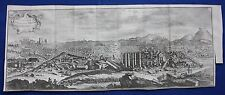 Original antique print PALMYRA ALIAS TADMOR, Basire (after De Bruyn), 1747