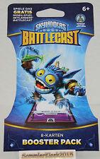 Skylanders Battlecast Booster Pack 1 - mit 8 Karten Neu OVP lieferbar in deutsch