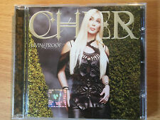 CHER - 'LIVING PROOF' - BRAND NEW ORIGINAL CD 2001