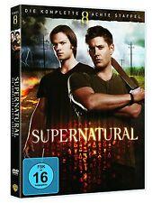 SUPERNATURAL DIE KOMPLETTE DVD STAFFEL 8 DEUTSCH