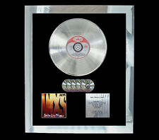 INXS LISTEN LIKE THIEVES   MULTI (GOLD) CD PLATINUM DISC FREE POSTAGE!!