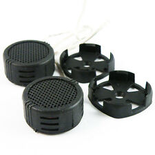 1 PAIR 2X 500 Watt Stereo Dome Tweeters Speakers for all Car Truck Audio Systems