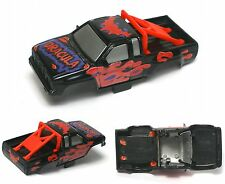 1995-96 TYCO NISSAN BANDIT Pickup Truck Slot Car BODY Unused Rare DRACULA! #9056