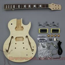 Bargain Musician - GK-012 - DIY Unfinished Project Luthier Guitar Kit