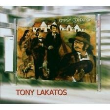 TONY LAKATOS - GYPSY COLOURS  CD NEU