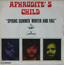 """Vinyle 45T Aphrodite's Child   """"Spring summer winter and fall"""""""