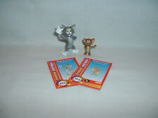 TOM & AND JERRY POCKETOONS Plastic Figure Toys & Cards CAKE TOPPERS/WARNER BROS