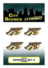 TTCombat - City Scenics - DCS037 - Gargoyle Set A (Dragons)