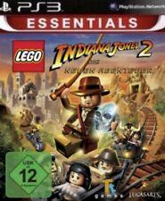 Playstation 3 Lego Indiana Jones 2 Die neuen Abenteuer Deutsch Neuwertig