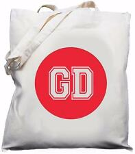 Netball Goal Defence - Natural Cotton Shoulder Bag