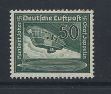 GERMANY - 1938 ZEPPELIN 50pf GREEN MNH SG.658  (REF.B43)