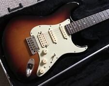 Fender American Deluxe Stratocaster HSS 2010 Sunburst/Rosewood w/ OHSC