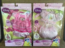 Disney Royal Baby Boutique Ballerina Party Outfits NIB NEW Doll Princess Dress