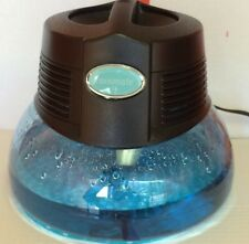 NEW Black Rainbow Rainmate Illuminate Air Purifier New With Night Light