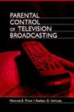 Parental Control of Television Broadcasting (Routledge Communication S-ExLibrary