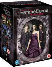 THE VAMPIRE DIARIES SEASONS 1-5 COMPLETE DVD BOX SET NEW SERIES 1 2 3 4 5