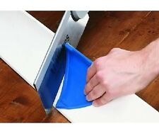 NEW BLUE  MITRE CUTTING PLASTIC TOOL FOR 90mm PLASTER COVING. NEW