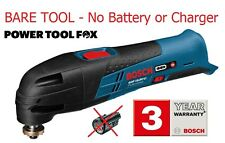 10 ONLY - Bosch GOP 10.8 V-Li PRO Cordless Multi Tool 060185800C 3165140577373