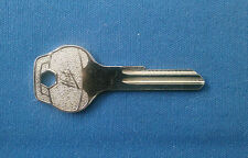 Huf SK Vintage Original Key Blank for Vintage Mercedes-Benz and Porsche