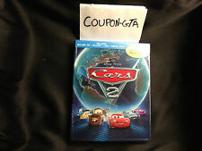 CARS 2 STEELBOOK/IRONPACK  FUTURESHOP EXCLUSIVE