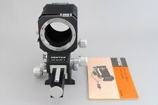 【A- Mint】 PENTAX Auto Bellows A for K Mount w/Instructions From JAPAN #2519